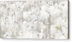 Sincere Apology Of The Whispering Magnolia Acrylic Print