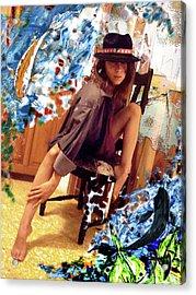 Sinergia Acrylic Print