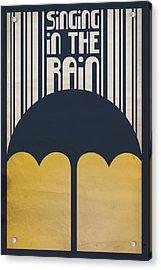 Singin' In The Rain Acrylic Print by Megan Romo