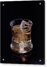 Single Malt Acrylic Print by Steven Huszar