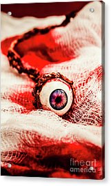 Sinister Sight Acrylic Print by Jorgo Photography - Wall Art Gallery