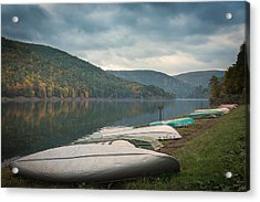 Acrylic Print featuring the photograph Sinnemahoning State Park by Cindy Lark Hartman