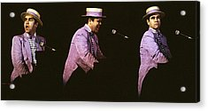 Sir Elton John 3 Acrylic Print