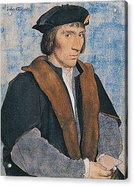 Sir John Godsalve Acrylic Print