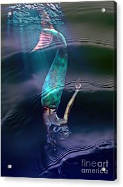 Sirena Acrylic Print