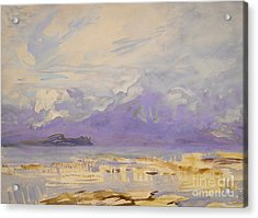 Sirmione, 1913 Acrylic Print by John Singer Sargent
