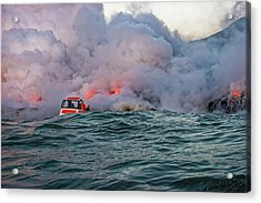 Acrylic Print featuring the photograph Six Pac by Jim Thompson