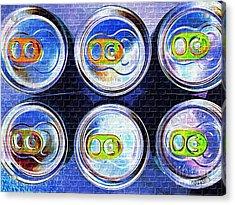 Six Pack Acrylic Print