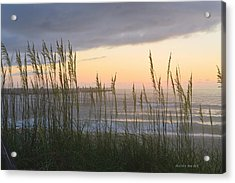 Acrylic Print featuring the photograph Sixth Of July Sunrise by Barbara Ann Bell