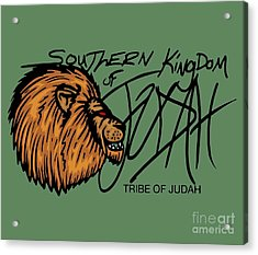 Sk Of Judah Acrylic Print