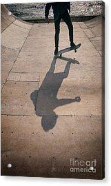 Skater Boy 002 Acrylic Print