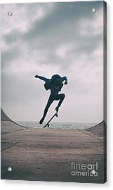 Skater Boy 004 Acrylic Print