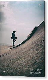 Skater Boy 006 Acrylic Print
