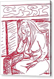Sketch A2 Acrylic Print