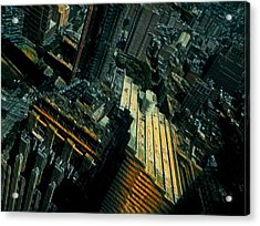 Skewed View Acrylic Print