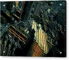 Skewed View Acrylic Print