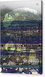 Skidda Acrylic Print by Andy  Mercer