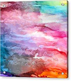 Skies Emotion Acrylic Print