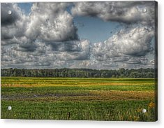 2006 - Skies Of September Acrylic Print