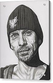 Skinny Pete  Breaking Bad Acrylic Print
