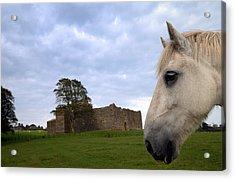 Skipness Castle Acrylic Print