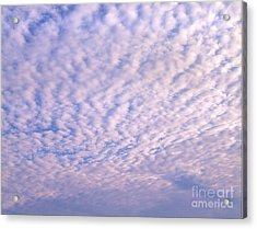 Sky 4 Acrylic Print by Rod Ismay
