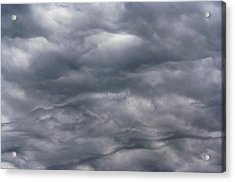 Sky Before Rain Acrylic Print by Michal Boubin