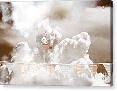 Sky Dance Acrylic Print by Jorgo Photography - Wall Art Gallery