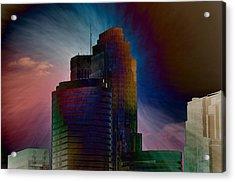 Sky Disruptors Acrylic Print by John Ricker