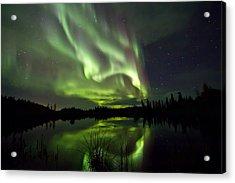 Sky Lights Acrylic Print