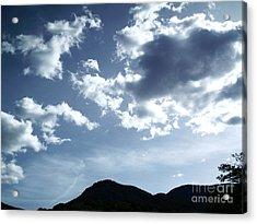 Sky Over Arizona Acrylic Print