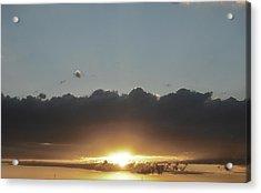 Sky  Acrylic Print by Paul Whitney