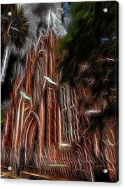 Sky Spirits 2 Acrylic Print by William Horden