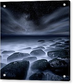 Acrylic Print featuring the photograph Sky Spirits by Jorge Maia