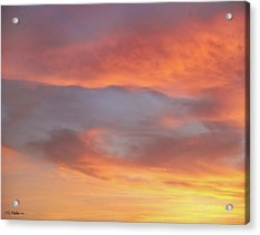 Sky Variation 17 Acrylic Print