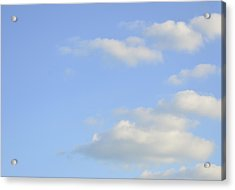 Acrylic Print featuring the photograph Sky by Wanda Krack