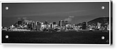 Skyline-porto-rio De Janeiro-rj Acrylic Print