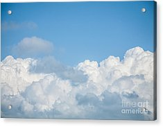 Acrylic Print featuring the photograph Skyscape by Jan Bickerton