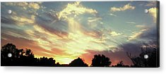 Skyscape Acrylic Print