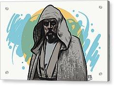 Skywalker Returns Acrylic Print