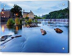 Slater Mill Acrylic Print