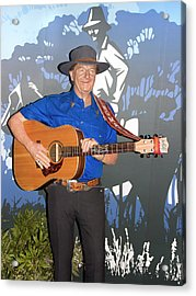 Slim Dusty Acrylic Print