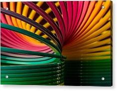 Slinky IIi Acrylic Print