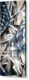 Slipstream Acrylic Print by Leigh Odom