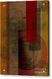 Slit Acrylic Print by Bedros Awak
