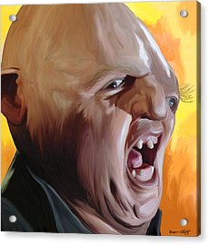 Sloth From Goonies Acrylic Print