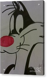 Slyvester  Acrylic Print