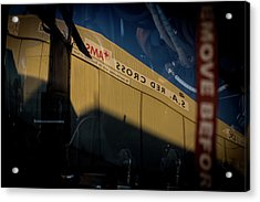 Acrylic Print featuring the photograph Sma Ssorc Der As by Paul Job