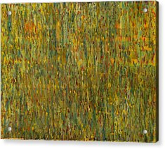 Small Impression Acrylic Print by Jacob Stempky
