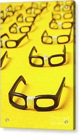 Smart Contract Dress Code Acrylic Print